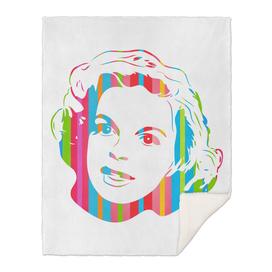 Judy Garland   Pop Art
