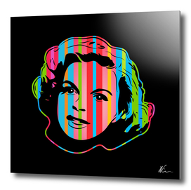 Judy Garland | Dark | Pop Art