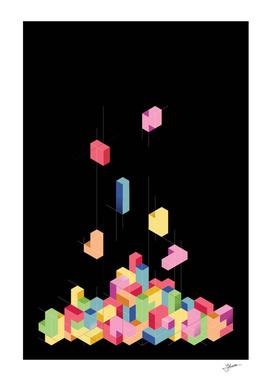 Tetrisometric