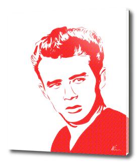 James Dean | Pop Art
