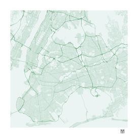 New York Traffic (green)