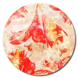 Abstract Amaryllis