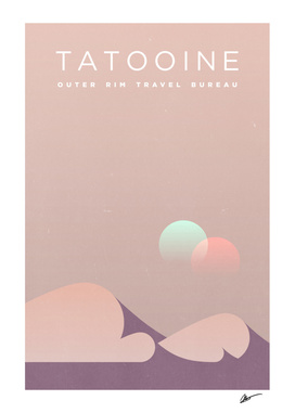 Outer Rim Travel Bureau: Tatooine