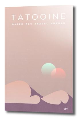 Outer Rim Travel Bureau: Tatooine