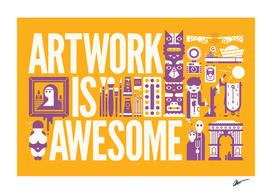 Artwork is...