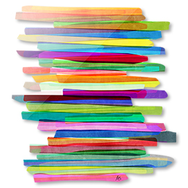 Colorful Stripes 1