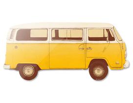 Famous Car #3 - VW Combi T2