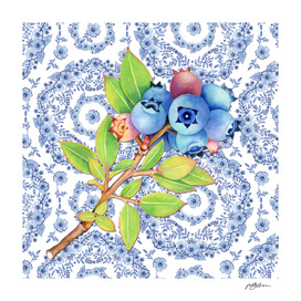 Blue Rhapsody Blueberries