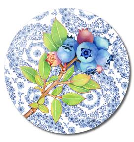 Blue Rhapsody Blueberries