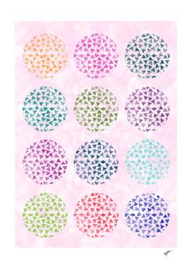 Colorful Geometric II