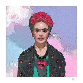 Trendy Frida Kahlo V.3 Ferwell