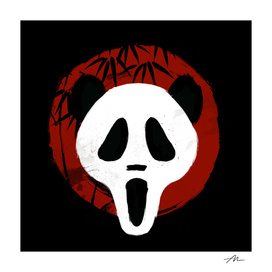 Screaming Panda