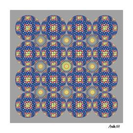 Quarter Dots Manipulation No. 7
