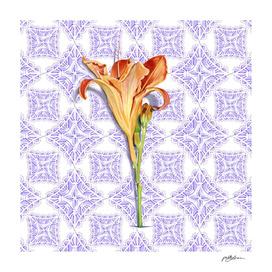 Daylily & Lace