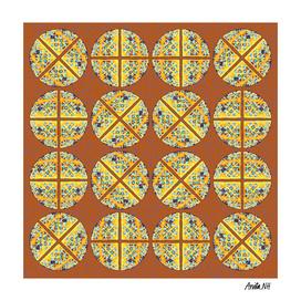 Flatland Grid No. 2