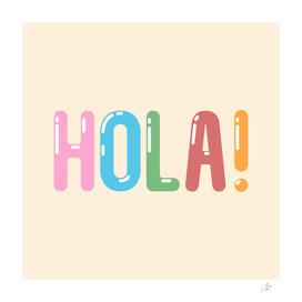 Hola!