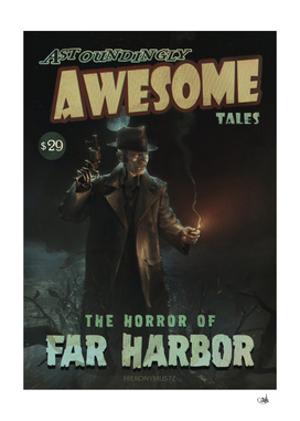 The Horror of Far Harbor (comic, withered)