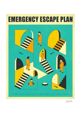 Emergency Escape Plan 1