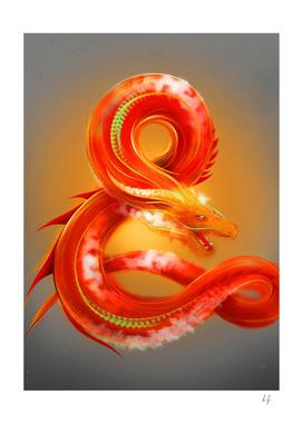 Dragon & Fire