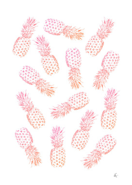 Pink Pineapples