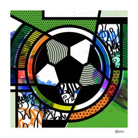 Orderly Vandalized: Football