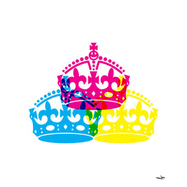 Colored Crowns