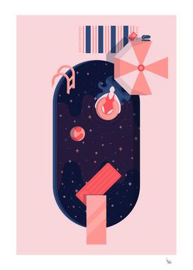 Starbathing