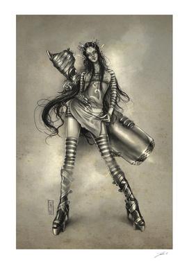 Alien Hitgirl