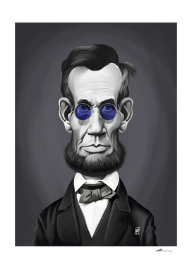 Abraham Lincoln Steampunk