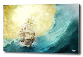 Through Stormy Waters