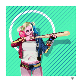 Harley Quinn (Fan Art)