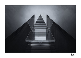 The Hotel (experimental architecture photo art)