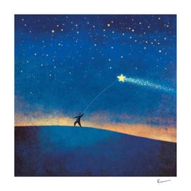 Stars Kite