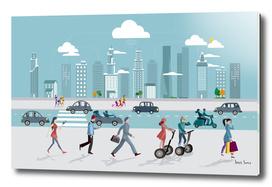 City and Wireless Technology