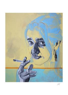 Helene & the Cigarrete