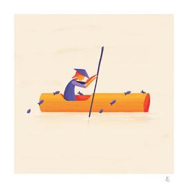 Sri Lanka - Boat