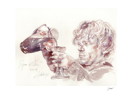 Tyrion Lannister, Game of Wine