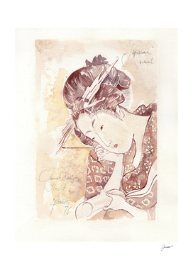 Japanese, Edo period