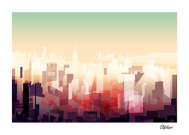 New-york Skyline