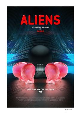 Gummy Aliens 1