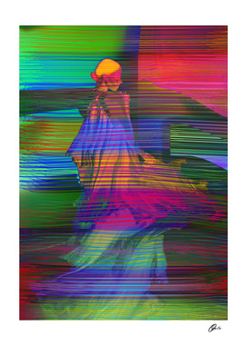 IN BETWEEN THE THIN LINES WALL ART PRINT