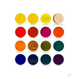 Colorants et Pigments Synthétiques