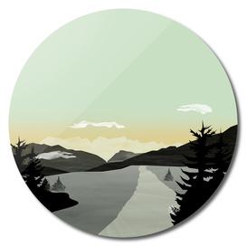 Misty Mountain II