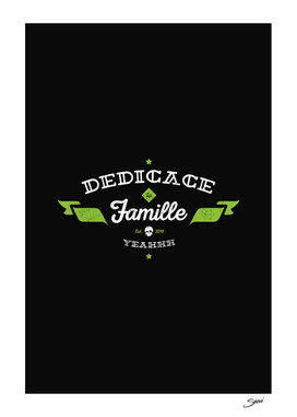 DEDICACE LA FAMILLE V3
