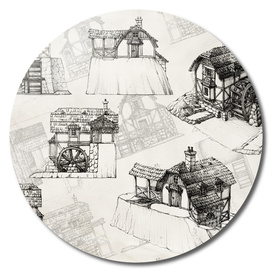 Watermill concept design