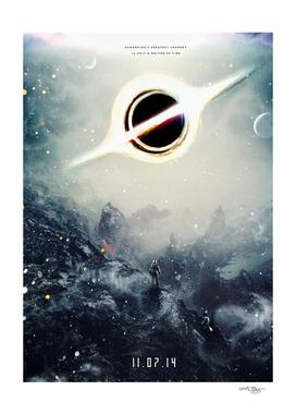 Interstellar Teaser Poster