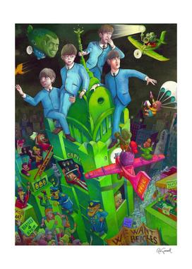 The Beatles: Beatlemania!