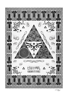 The Triforce of Hyrule