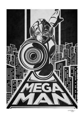 Metropolis Megaman