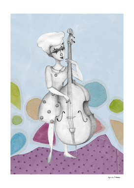 I bass play a song for you